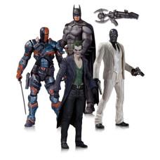 Набор фигурок Batman: Arkham Origins (17 см)