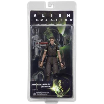 Фигурка Aliens: Series 6 - Amanda Ripley: Jumpsuit (17 см)