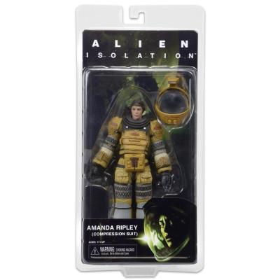 Фигурка Aliens: Series 6 - Amanda Ripley: Torrens Spacesuit (17 см)