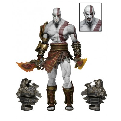 Фигурка God of War 3 - Ultimate Kratos (17 см)