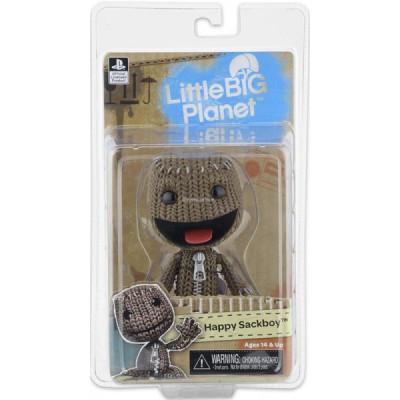 Фигурка LittleBigPlanet: Series 2 - Happy Sackboy (13 см)