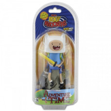 Телотряс Adventure Time - Finn (на солнечной батарее, 15 см)