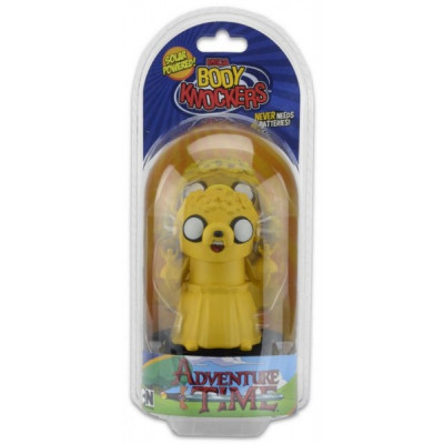 Телотряс Adventure Time - Jake (на солнечной батарее, 15 см)