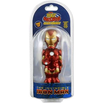 Фигурка NECA Телотряс The Invincible Iron Man (на солнечной батарее) (15 см)
