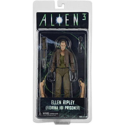 Фигурка Aliens: Series 8 - Ripley Bald Prisoner (17 см)