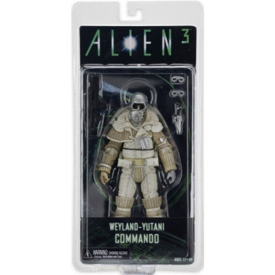 Фигурка Aliens: Series 8 - Weyland Yutani Commando (17 см)