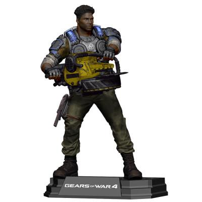 Фигурка Gears of War 4: Del Walker (17 см)