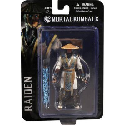 Фигурка Mortal Kombat X: Raiden (10 см)