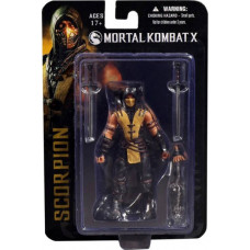 Фигурка Mortal Kombat X: Scorpion (10 см)