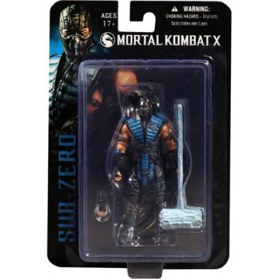 Фигурка Mortal Kombat X: Sub-Zero (10 см)