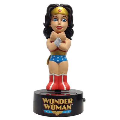 Телотряс Wonder Woman (на солнечной батарее, 15 см)
