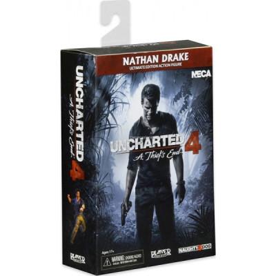 Фигурка Uncharted 4: Nathan Drake (17 см)