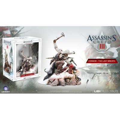 Фигурка Assassin's Creed III - Connor - The Last Breath (28 см)