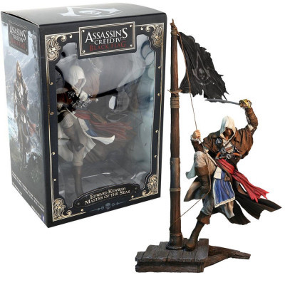 Фигурка Assassin's Creed IV: Black Flag - Edward Master of the Seas (45 см)