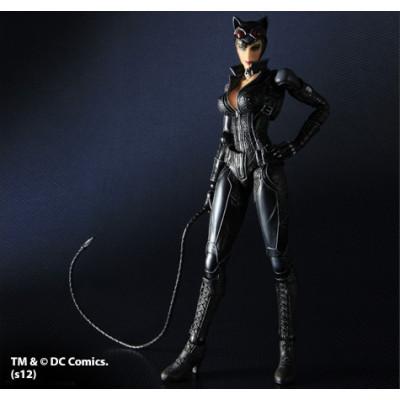 Фигурка Batman: Arkham City - Play Arts Kai - Catwoman (27 см)