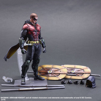 Фигурка Batman: Arkham Knight - Play Arts Kai - Robin (27 см)