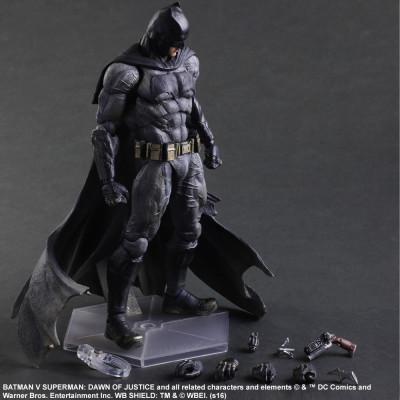 Фигурка Batman v Superman: Dawn of Justice - Play Arts Kai - Batman (27 см)