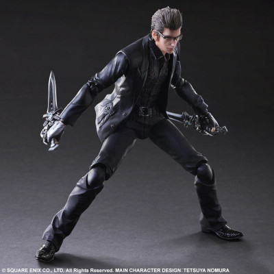 Фигурка Final Fantasy XV - Play Arts Kai - Ignis (27 см)