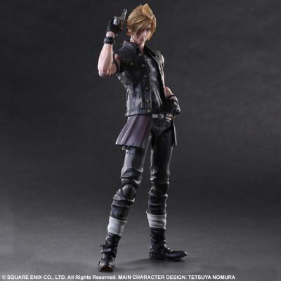 Фигурка Final Fantasy XV - Play Arts Kai - Prompto (27 см)