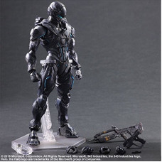 Фигурка Halo 5: Guardians - Play Arts Kai - Spartan Locke (27 см)