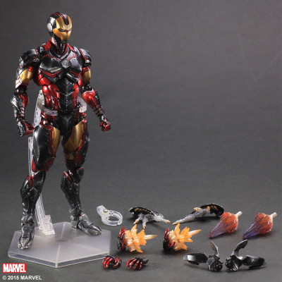 Фигурка Marvel Iron Man: Variant - Play Arts Kai - Iron Man (27 см)