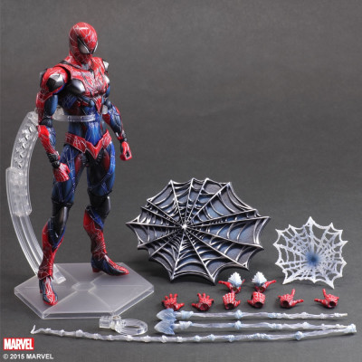 Фигурка Marvel Spider-man: Variant - Play Arts Kai - Spiderman (27 см)