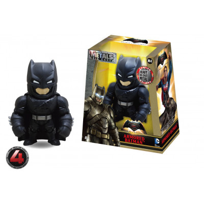Фигурка Jada Toys Batman v Superman: Dawn of Justice - Armored Batman (10 см)