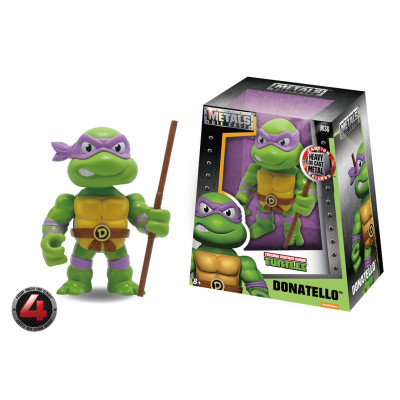 Фигурка Jada Toys Teenage Mutant Ninja Turtles - Metalfigs - Donatello (10 см)