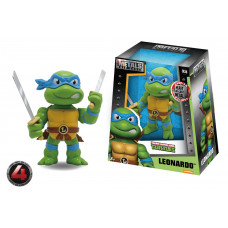 Фигурка Teenage Mutant Ninja Turtles - Metalfigs - Leonardo (10 см)