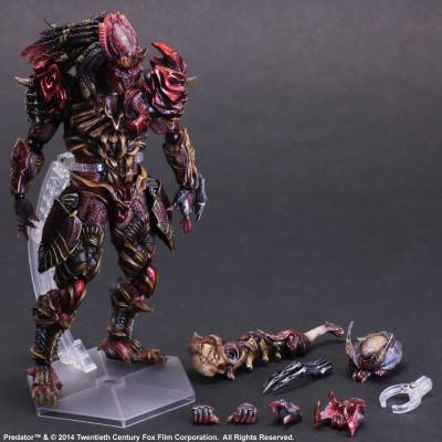Фигурка Predator: Variant - Play Arts Kai - Predator (27 см)