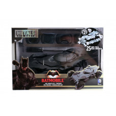 Набор Batman v Superman: Dawn of Justice - Batmobile Model Kit Black (1:24)