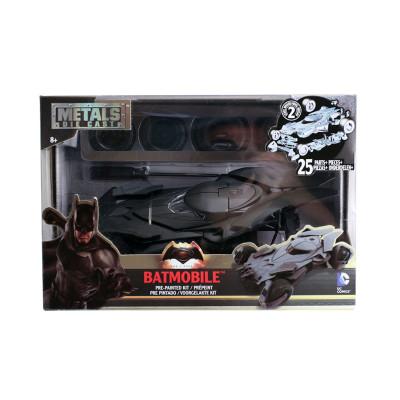 Набор Batman v Superman: Dawn of Justice - Batmobile Model Kit Black (1:24)