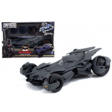 Набор Batman v Superman: Dawn of Justice - Batmobile Model Kit Grey (1:24)