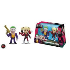 Набор фигурок Suicide Squad - Joker Boss и Harley Quinn (10 см)