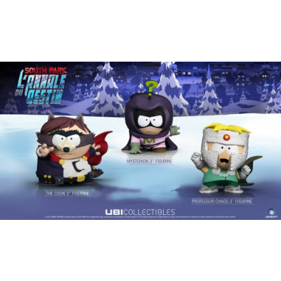 Набор фигурок South Park: The Fractured but Whole (3 шт)