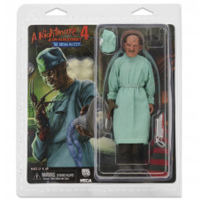 Фигурка A Nightmare on Elm Street 4: The Dream Master - Clothed Action Figure - Surgeon Freddy (20 см)