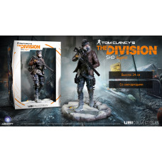 Фигурка Tom Clancy's The Division - SHD Agent (24 см)