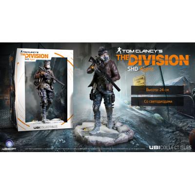 Фигурка Tom Clancy's The Division - SHD Agent (24 см)