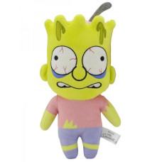 Мягкая игрушка Simpsons - Zombie Bart (20 см)