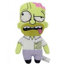 Мягкая игрушка Simpsons - Zombie Homer (20 см)