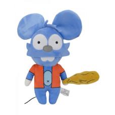 Мягкая игрушка Simpsons - Zombie Itchy (20 см)