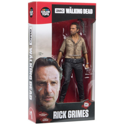 Фигурка The Walking Dead: TV - Rick Grimes (17 см)