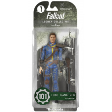 Фигурка Fallout - Legacy Collection - Lone Wanderer (15 cм)