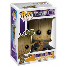 Головотряс Guardians of The Galaxy - POP! Marvel - Dancing Groot (10 см)