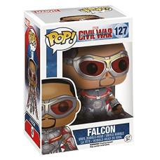 Головотряс Captain America: Civil War - POP! Marvel - Falcon (Exc) (9.5 см)