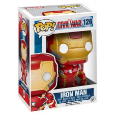 Головотряс Captain America: Civil War - POP! Marvel - Iron Man (9.5 см)
