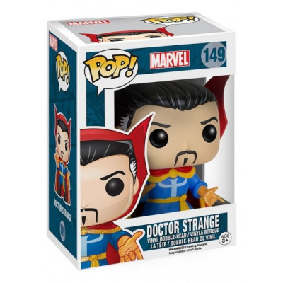 Головотряс POP! Marvel - Doctor Strange (9.5 см)