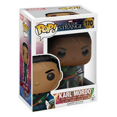Головотряс Doctor Strange - POP! Marvel - Karl Mordo (9.5 см)