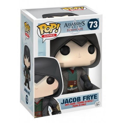 Фигурка Assassin's Creed: Syndicate - POP! Games - Jacob Frye (9.5 см)
