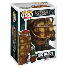 Фигурка BioShock - POP! Games - Big Daddy (15 см)